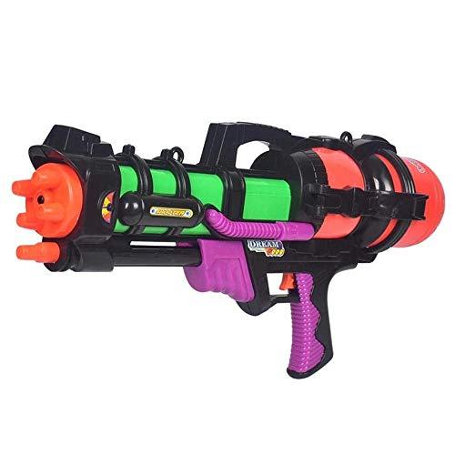 Angelay-Tian Wasserpistolen Luftdruck Wassergewehr Kinder Strand Badewanne Treibspielzeug, Kinder Spielen Wasser Spielzeug Luftpumpe 48 cm
