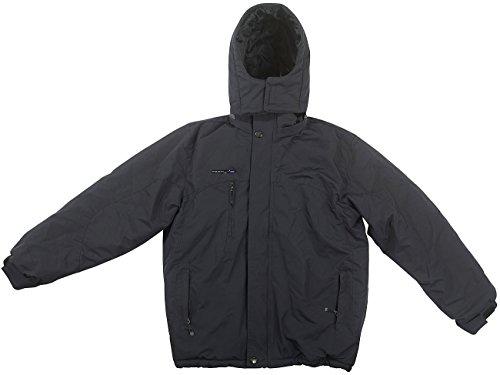 PEARL urban Heizjacke: Beheizbare Outdoor-Jacke mit USB-Anschluss, 3 Heizelemente, Größe XL (Beheizbare Motorradjacke)