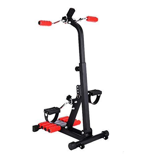 MedizinischGanzkörpertrainer,Pedal-Übungsgerät,Trainingsgeräte Für Die Oberen Und Unteren Gliedmaßen,Verhindern Sie Muskelatrophie-Rehabilitationstraining,A