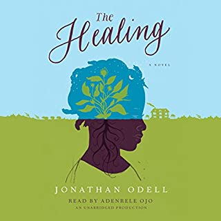 The Healing audiobook cover art