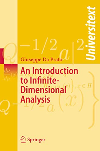 An Introduction to Infinite-Dimensional Analysis (Universitext)