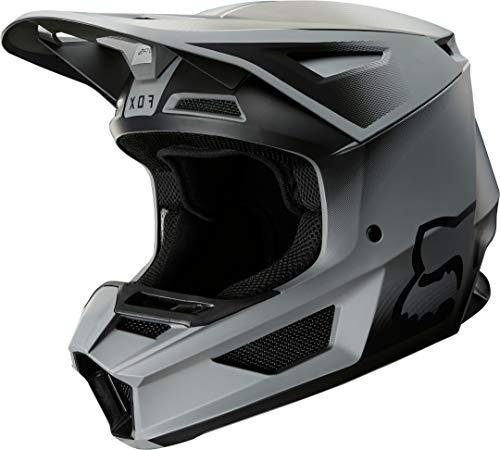 Fox V2 Vlar Helmet, Ece Matte Black