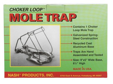 Nash 100 Choker Loop Mole Trap