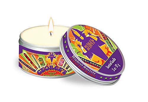 Harry Potter: Weasley's Wizard Wheezes Scented Candle: Large, Mint: 5.6 oz