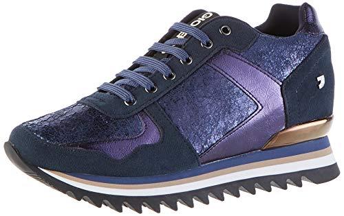 Gioseppo 56717, Zapatillas Mujer, Azul (Marino Marino), 41 EU