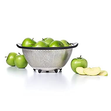 OXO Good Grips 5-Quart Stainless-Steel Colander