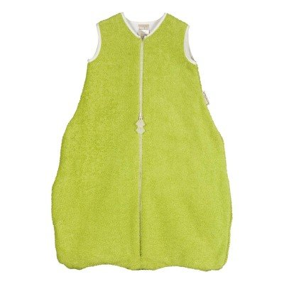 'Koeka Schlafsack ohne Ärmel–Rom–Lime–65cm, Größe S