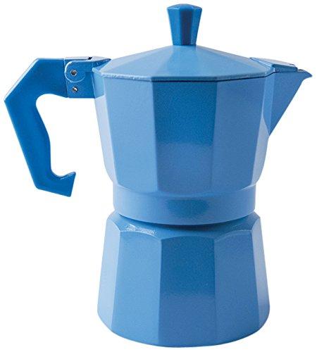 Excelsa 'Color Chicco Azul cafetera de 3 Tazas