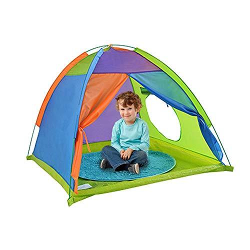perfecti Tiendas De Campaña para Niños, Color Carpa Plegable para Infantil Pop-up Portátil Tienda Casa De Juegos para Interiores Y Exteriores(130x90x60cm )