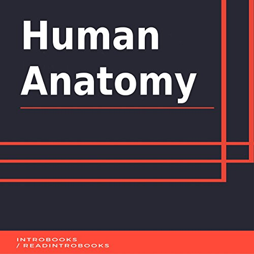 Human Anatomy audiobook cover art