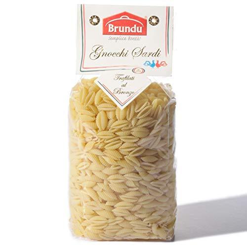 Gnocchi Sardi, Trafilati al Bronzo, 500g, Pasta, Nudeln, Brundu Pastifico, Luxury Line