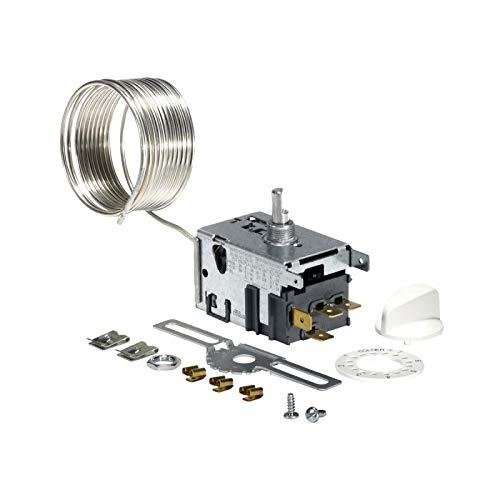 REPORSHOP - Termostato Congelador Danfoss Standard -34Grados 10Grados 077B7007 Original