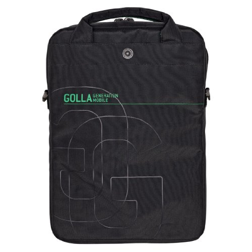 Golla Unit G1122 Notebook-Tasche bis 41 cm (16 Zoll) schwarz