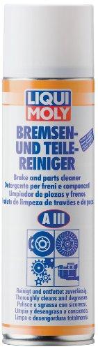 Liqui Moly P000547 MOLY 3389 Bremsen- und Teilereiniger AIII 500 ml