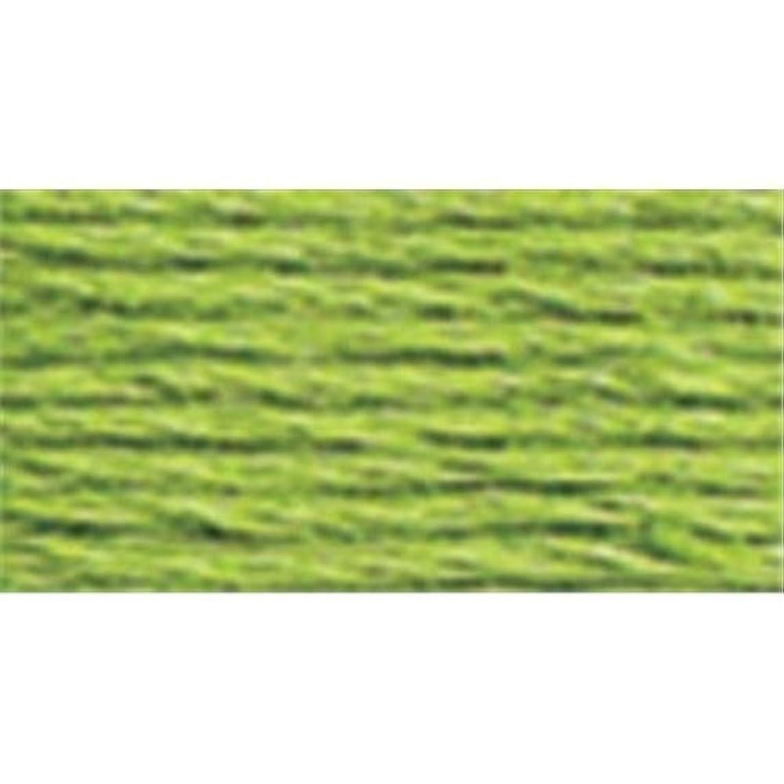 DMC 115 3-704 Pearl Cotton Thread, Bright Chartreuse