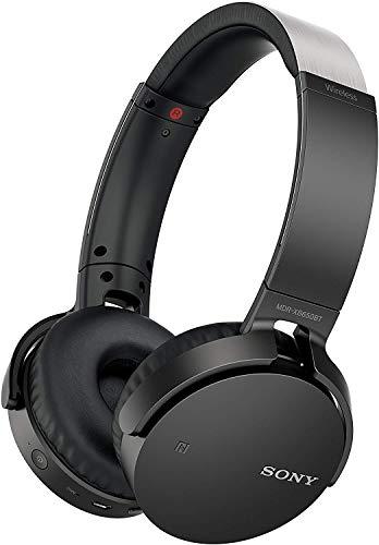 Sony MDR-XB650BT Cuffie Wireless On-Ear con Extra Bass, Batteria fino a 30 Ore, Bluetooth, NFC, Nero