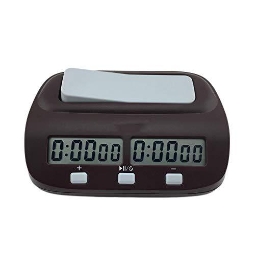 hhxiao Digitale Alarm Klok Professionele Compacte Digitale Klok Count Up Down Timer Elektronisch Bordspel