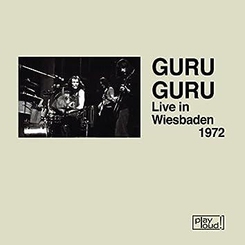 Live in Wiesbaden 1972