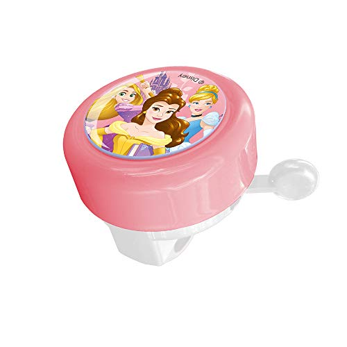 Disney Princess, Campanello in Metallo Bambina, Rosa, Universale