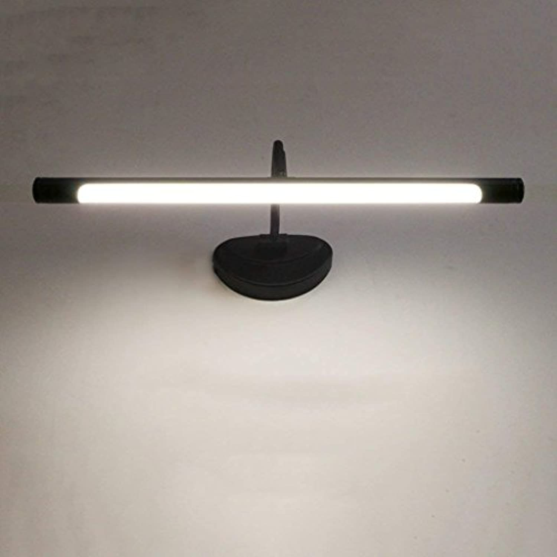 JU Spiegel-Licht-Retro- Garten-Spiegel-Lampe, geführtes Spiegel-Licht, geführtes europisches Art-Kabinett-Licht-Badezimmer-Badezimmer-Spiegel-Licht, Das Tischlampe Kleidet