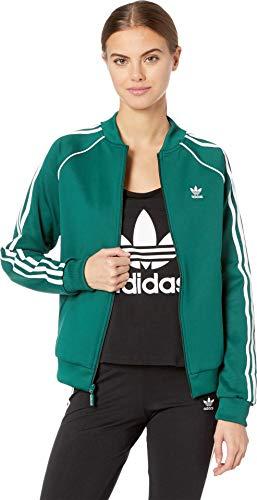 adidas SST Track Jacket Women's, Green, Size 2XS