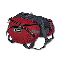 Best Rated Dog Backpacks - Ruffwear Palisades