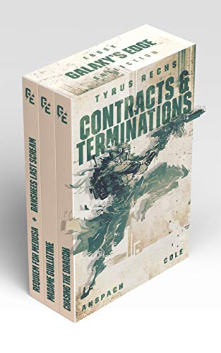 Contracts & Terminations Complete Series Boxed Set