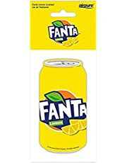 airpure FANTA Lemon Can samochodowy odświeżacz powietrza od Airpure, odświeżacz powietrza do wnętrza pojazdu, odświeżacze dla mężczyzn i kobiet, świeży zapach, CC-PC-FL-327