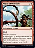 Magic: the Gathering - Aspect of Manticore - Sembianze Della Manticora - Theros Beyond Death