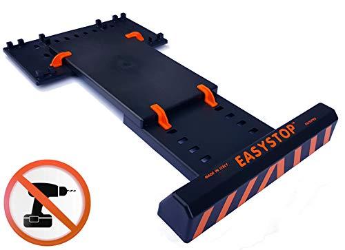 EASYSTOP - Fermaruota - L'Assistente Di Parcheggio - Regolabile - Salvaspazio
