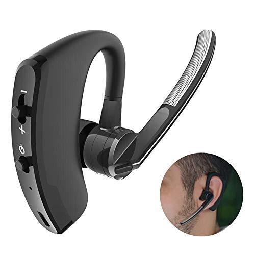 Draadloze Bluetooth-oortelefoon, met microfoon Handsfree-koptelefoon Bluetooth-stereohoofdtelefoon voor Samsung Iphone Xiaomi-telefoon