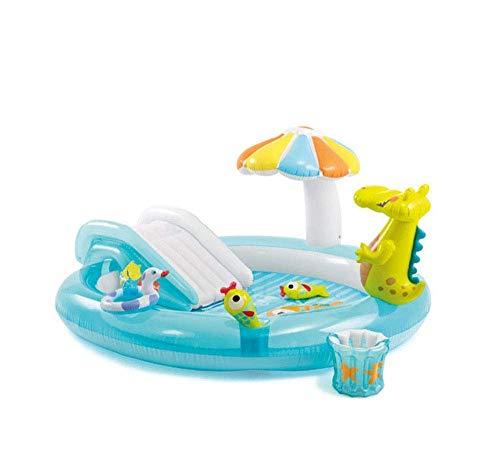 SYue Schwimmbad, Kinderbaden, Babyspielbecken, Spielzeugbecken, Ocean Ball Pool, Krokodilpool, Familienpool
