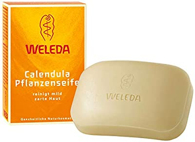 WELEDA Calendula Pflanzenseife vegane