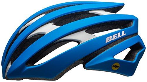 Bell Stratus MIPS Adult Road Bike Helmet - Matte Force Blue/White (2017), Small (52-56 cm)