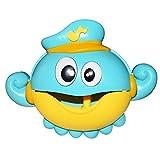 W.KING Bubble Toy,Bubble Blower mit Musik,Badewanne Bubble Toys für Kleinkinder Baby Kinder Kinder...