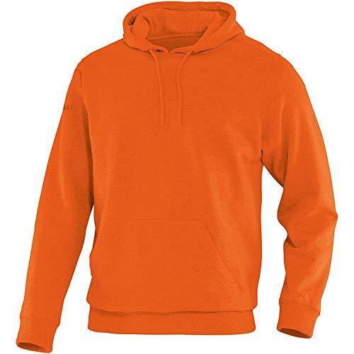 JAKO Sweat-Shirt à Capuche pour équipe S Orange