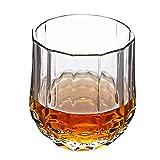 2 piezas de 400 ml durable whisky vidrio océano vino vidrio cerveza vidrio hogar conjunto clásico vino conjunto