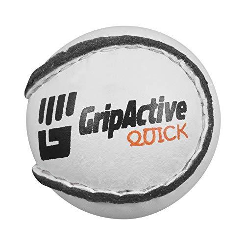 Grip Active GAA Sliotar Hurling Go Games - Juego de 6 pelotas (mezcla de tacto rápido)