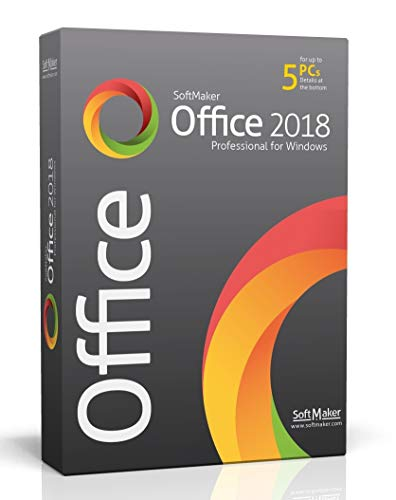 SoftMaker Office Pro - Word processing, spreadsheet and presentation...