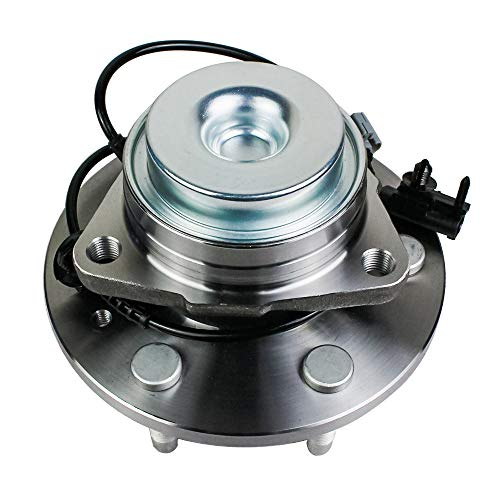 Autoround 515097 Front Wheel Hub and Bearing Assembly