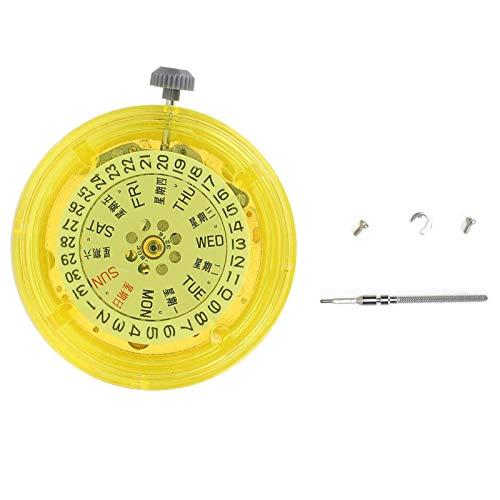 Movimiento automático, mano de obra exquisita Movimiento de reloj 8200 para hacer un reloj para reemplazar el reloj