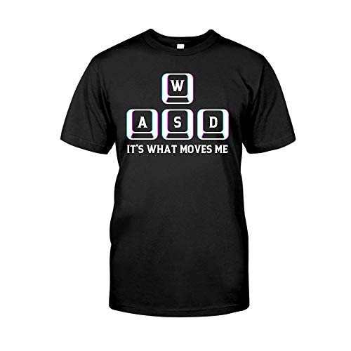 Situen WASD Itâ€s What Moves Me 2 T-Shirt