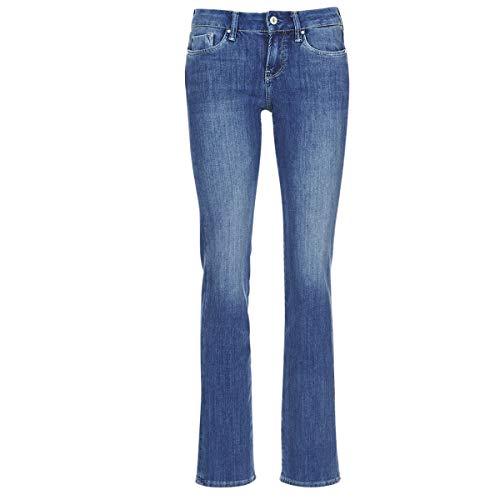 Pepe Jeans Damen Piccadilly Jeans, Denim 000, 24W / 32L