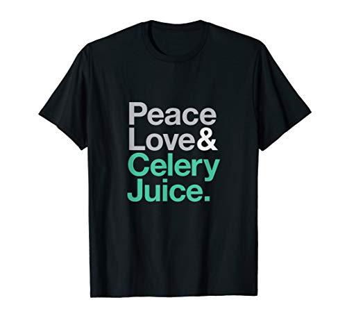 Celery Juice Shirt: Organic Juicing / Juicer Health T-Shirt