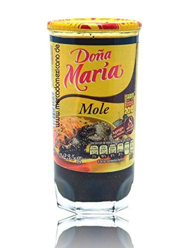 Mole Dona Maria 235g, mexikanische Gewürzsauce