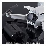 Momola 2020 Nouvelles Mises à Niveau Batterie 2400mAh Vol de Batteries Intelligent Pièces de Rechange pour DJI Mavic Mini Drone, Temps de Vol Maximum 30 Minutes