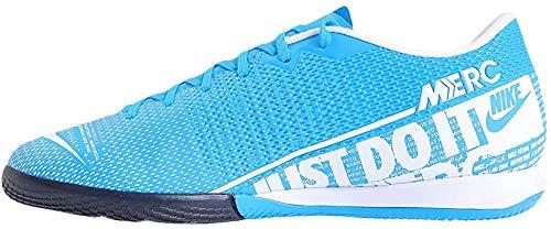 Nike Herren Vapor 13 Academy Ic Fußballschuhe, Blau (Blue Hero/White-Obsidian 414), 39 EU