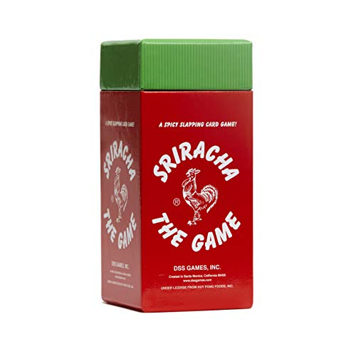 Sriracha: The Game - A Spicy Slapping Card Game for The Whole Family