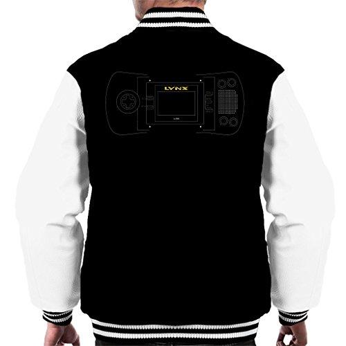 Atari Lynx Handheld Gaming Console Men's Varsity Jacket