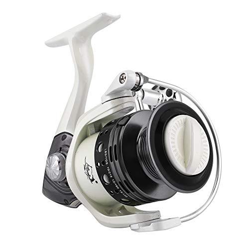 DFKEA Aleación De Aluminio Larga Distancia Spinning Heavy High Speed Fasting Spinning Carrete De Pesca